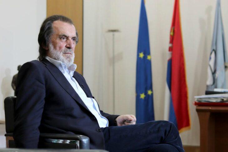 """Вук Драшковић за """"Политику"""": Као oковани Прометеј"""